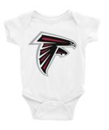 Atlanta Falcons Football NFC  Onesie Long or Short Sleeves  - $13.99