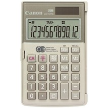 CANON 1075B004AA 12-Digit Handheld Calculator - $21.32