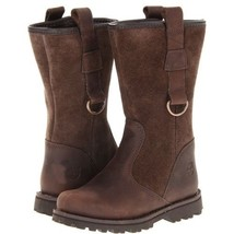 Timberland Toddler Earthkeepers Asphalt Trail Tall Brown Suede Boot 4.5 ... - $59.39