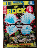 DC Comics: 100 Page Super Spectacular #16 SGT ROCK - $12.95