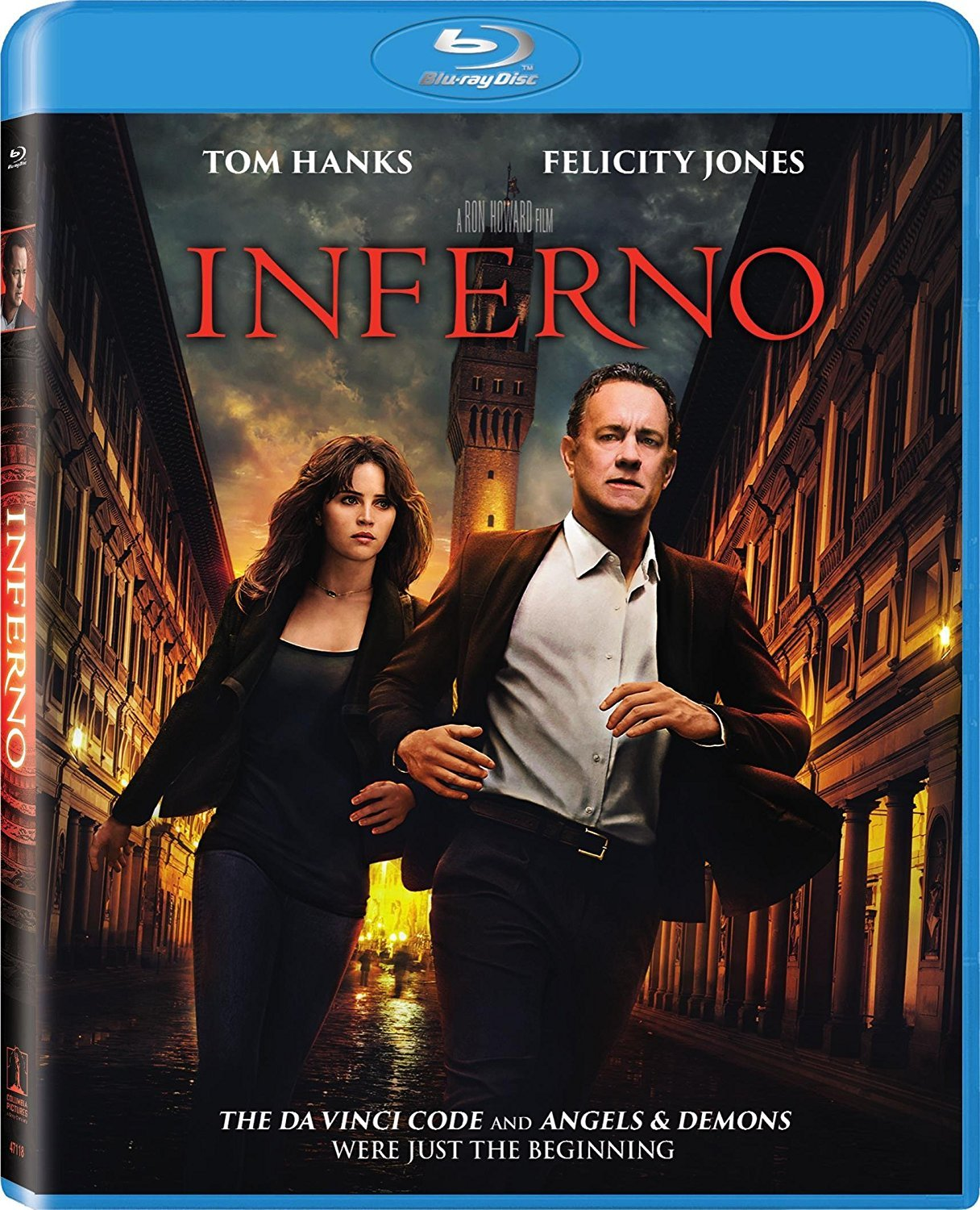 Inferno (2017) [Digital HD with Ultraviolet + Blu-ray]
