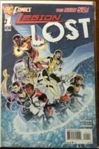 DC Comics: Legion LOST #1 - $2.95