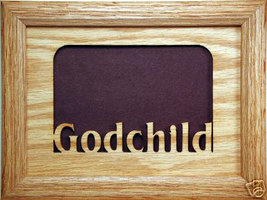 """Godchild"" Picture Frame 5x7 - $31.95"