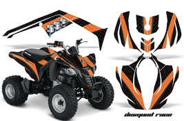 ATV Decal Graphic Kit Wrap For Can-Am DS250 DS 250 Bombardier 2006-2016 DRACE O - $169.95