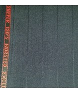 Super 120'S English Wool Suit Fabric 6 Yards top quality Suiting Free Sh... - $79.19