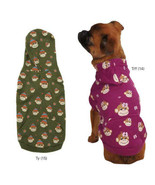 Monkey Business Waffle Hoodie Dog East Side Collection XXS-XL Pet Top New - $11.95+