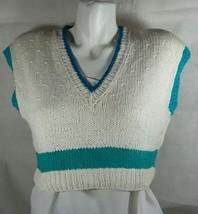 Liz claiborne women sweater vest S. Bin D - $5.44