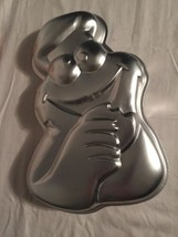 Wilton Sesame Street Muppets Cookie Monster Cake Pan 1977 Mold #502-7415... - $22.17