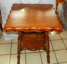 Solid Quartersawn Oak Parlor Table / Center Table - $499.00
