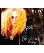 Book of Shadows by Rowena of The Glen - $14.95