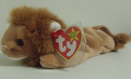 Ty Beanie Babies NWT Roary the Lion Retired - $9.95
