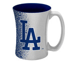Los Angeles Dodgers Coffee Mug - 14 oz Mocha
