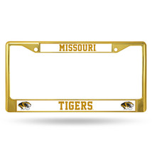 Missouri Tigers Metal License Plate Frame - Gold - $23.00