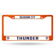 Oklahoma City Thunder Metal License Plate Frame... - $23.00