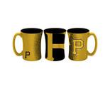 Pittsburgh Pirates Coffee Mug - 14 oz Mocha