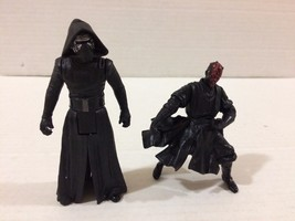Star Wars Darth Maul and Kylo Ren Figures by Hasbro - $11.87