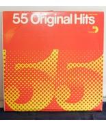 55 Original Hits Triple Vinyl LP Record Album Set by Sessions Columbia S... - $48.18