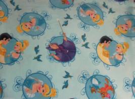 Disney Cinderella Fleece Baby Pet Lap Blanket Prince Charming Gus Jaq 24... - $39.95
