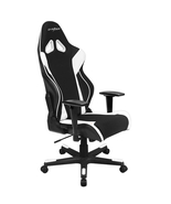 DXRacer OH/RW106/NW High-Back X Rocker Gaming Chair Strong Mesh+PU(Black... - $299.00