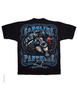 CAROLINA PANTHERS  New with tags RUNNING BACK  T Shirt BLACK shirt NFL TEAM - $21.99