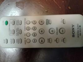 sony audio system remote - $15.04