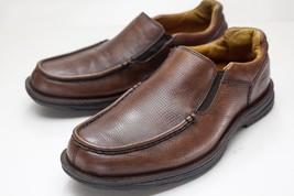 Timberland 8 8.5 Brown Slip-On Shoe Men's - $44.00