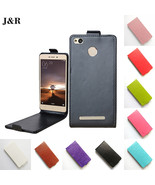 Luxury pu leather case for xiaomi redmi 3s case 5 0 flip cover cartoon painting phone thumbtall