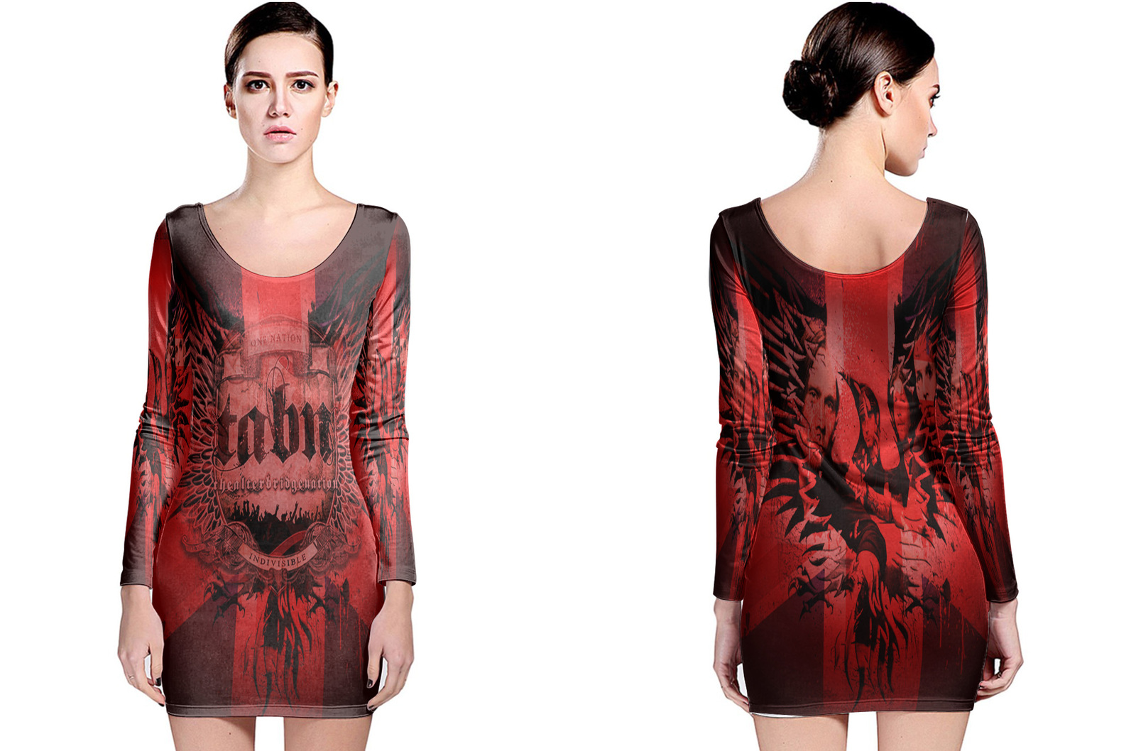Primary image for Alter Bridge London Bodycon Long Sleeve Dress