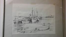 JAS. F. MURRAY, (1899 - 1990), American, pencil... - $150.00