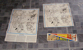 Cap'n Crunch Cereal Premium Poster & Sticker Lot - $14.99