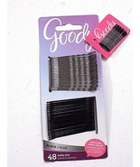 Goody Colour Collection Bobby Pins 24 Black 24 Brown - $4.99