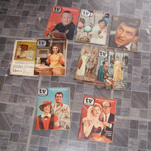 TV Magazine Lot  Dick Van Dyke Phil Silvers Anne Bancroft Ethel Merman + - $19.99