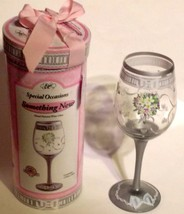 Wine Glass Something New Wedding Shower Boxed B... - $19.75