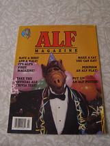 Alf Magazine Winter 1989 Premiere Issue - $16.00