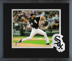 Miguel Gonzalez Chicago White Sox 2016 Action - 11 x 14 Matted/Framed Photo - $43.55