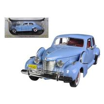 1940 Cadillac Sixty Special Blue 1/32 Diecast Car Model by Signature Models - $43.68