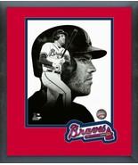 Freddie Freeman PROfile Atlanta Braves -11x14 Team Logo Matted/Framed Photo - $43.55