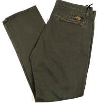 Big Star Jeans 1974 Men's Pants Slim Fit Dark Olive