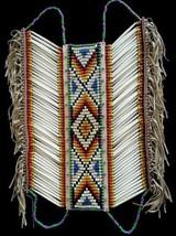 Beautiful Custom Made Cherokee Indian Breastpla... - $679.00