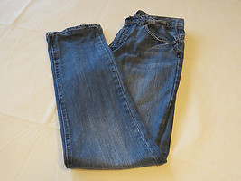Boys Calvin Klein Jeans pants EUC 20 Straight denim jeans cotton CKB5-50... - $39.59
