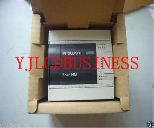 Primary image for New Mitsubishi FX3G-14MT/ES-A PLC Programmable controller 90 days warranty