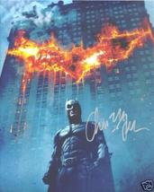 CHRISTIAN BALE SIGNED AUTOGRAPHED RP PHOTO BATMAN DARK KNIGHT - $14.99