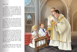 My First Communion Bible (Burgundy) image 4