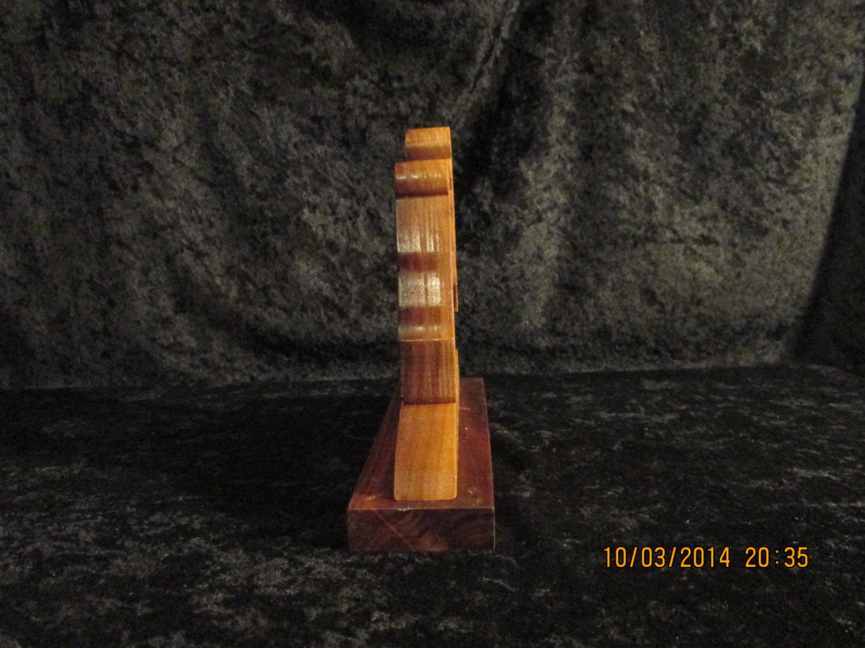 Handmade Wooden Woodimal Boxer Dog Puzzle