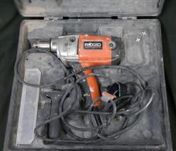 "Ridgid R7120 1/2"" Corded Electric Heavy Duty Drill Driver - $89.95"
