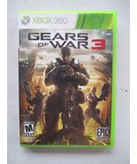 Gears of War 3 - Xbox 360 COMPLETE FREE SHIPPING - $8.90