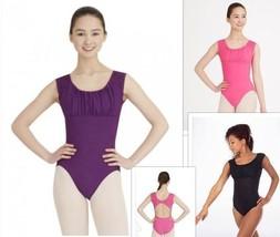 NEW Capezio Leotard Women's XS S M L Pink Purple Black Adult Mesh Lace Costume - $15.00+