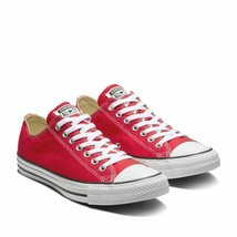 Converse Chuck Taylor All Star OX LOW Canvas Men Shoes Red M9696 - $49.99