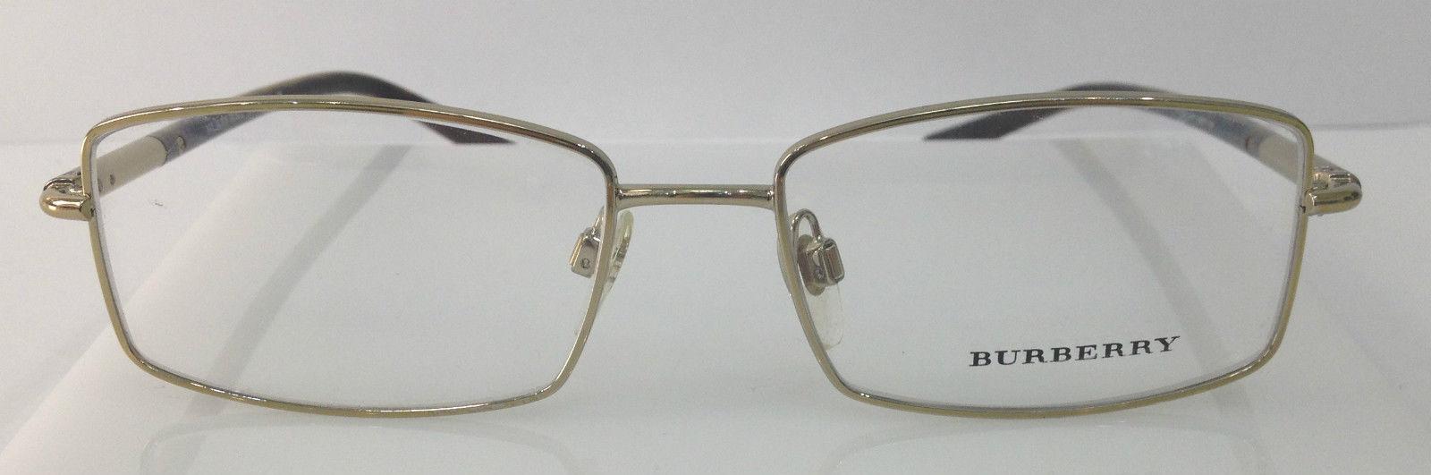 Burberry Glasses Frame Parts : BURBERRY B 1239 COL 1145 GOLD W/TORTOISE METAL EYEGLASSES ...