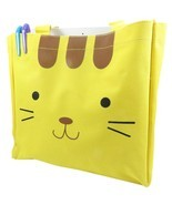 "Cute Lion Tote Bag Purse 10.75"" x 10.5"" Canvas ... - $9.49"